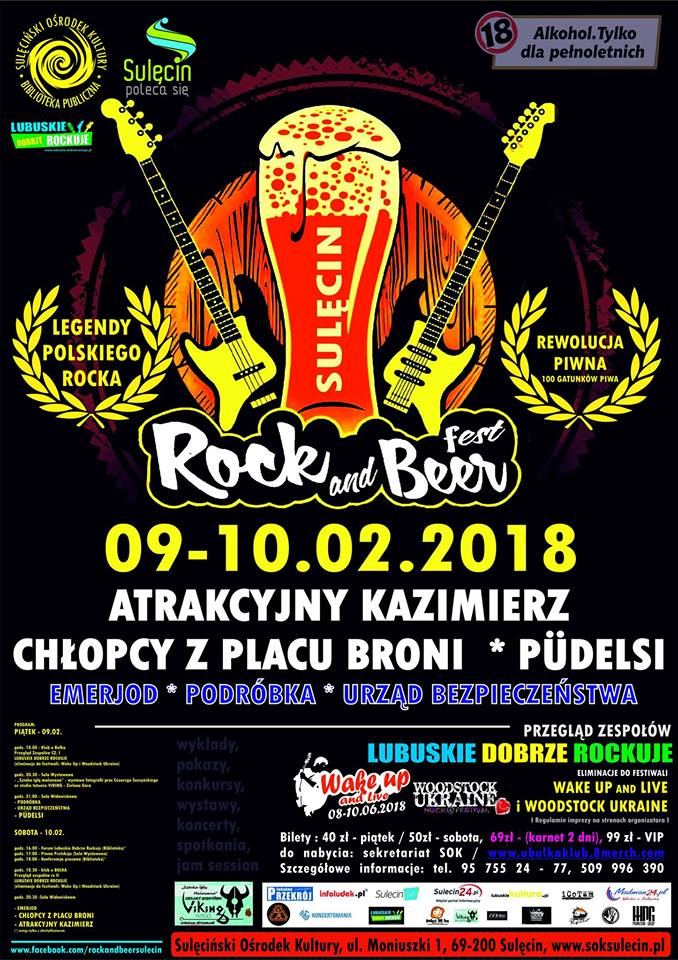 rock and beer fest official