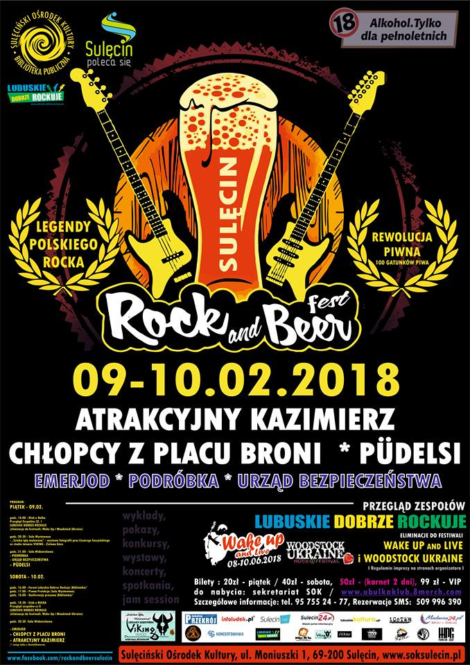 rock and beer plakat poprawiony