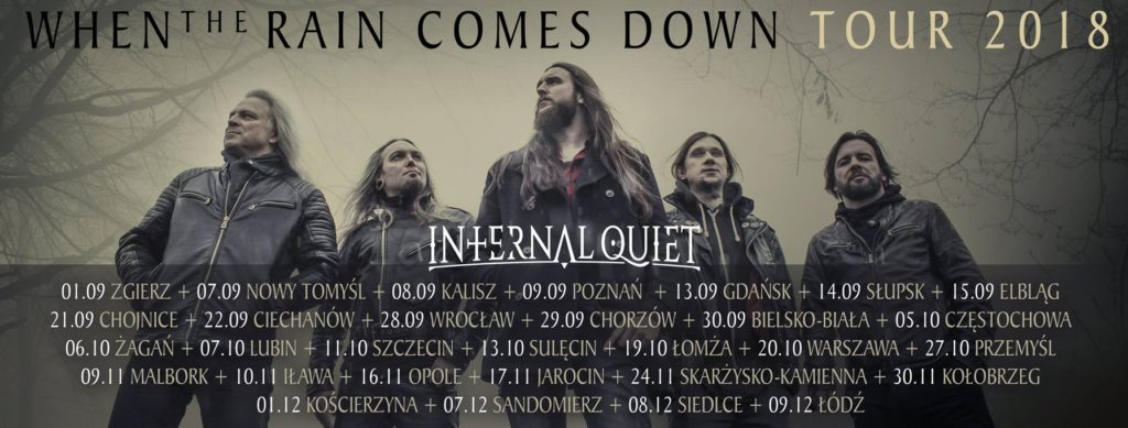 Internal Quiet + Dormant Dissident, TMP – Sulęcin – U BULKA